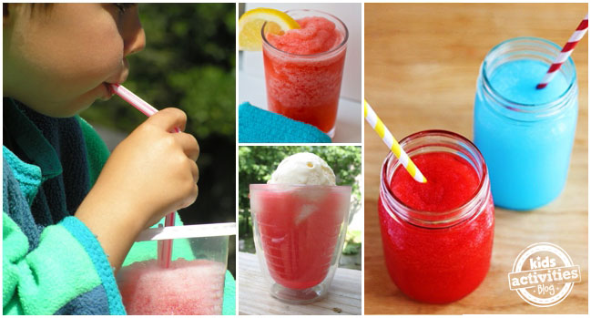 5 homemade slurpee recipes