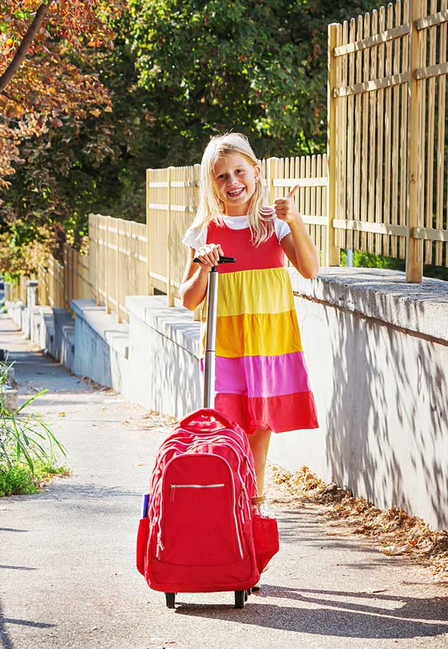 How to Choose a Rolling Backpack