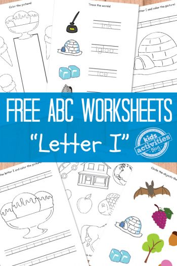 L Worksheets