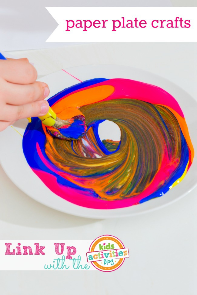 Paper Plate Crafts - Share Yours!