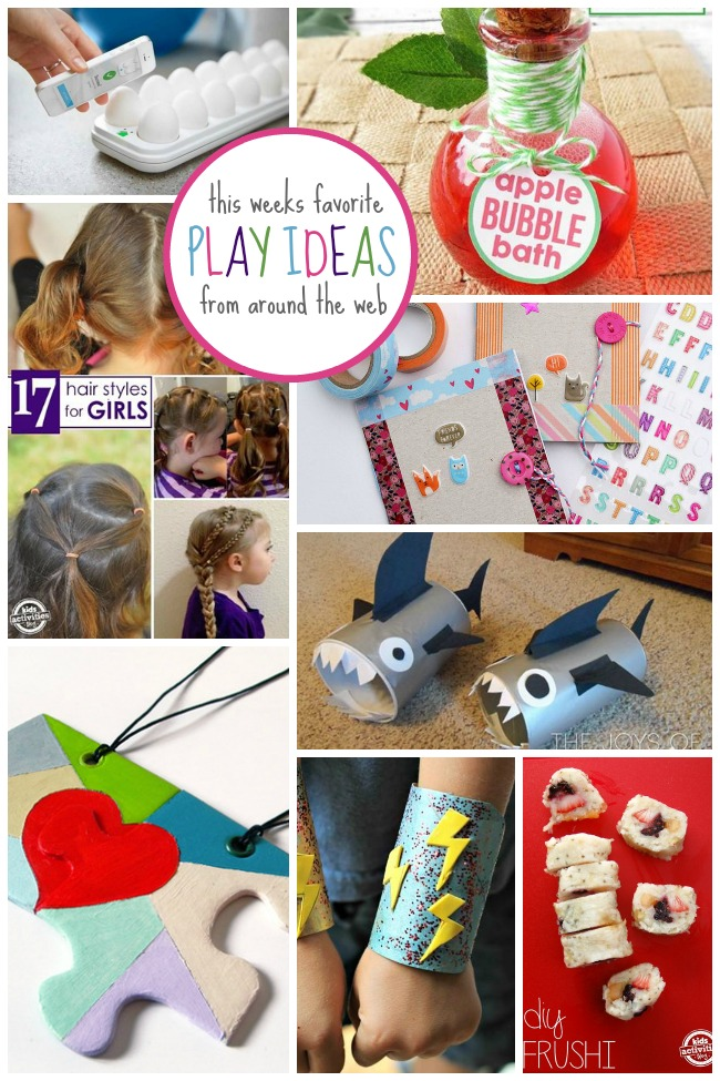 Our Favorite Play Ideas from Around The Web
