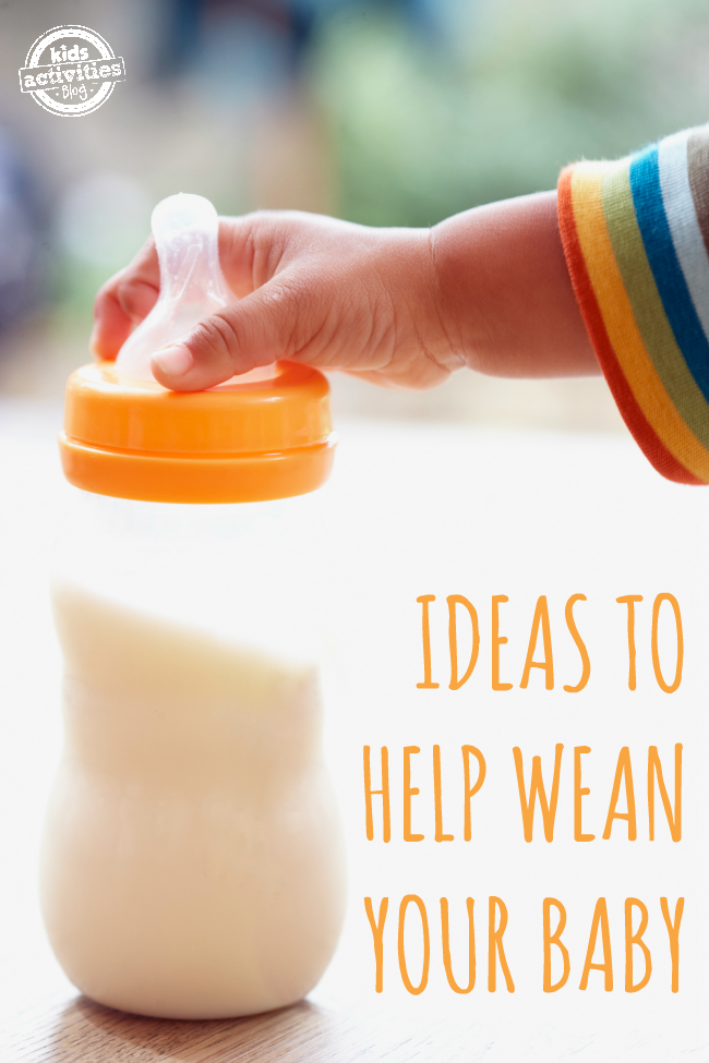 10 Creative Tips for Weaning Baby