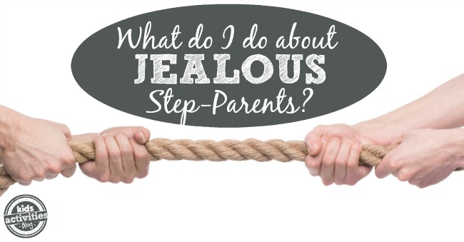 deal-with-step-parent-jealousy