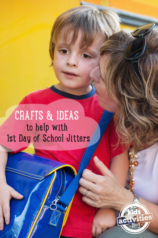 10 first day of school crafts and ideas