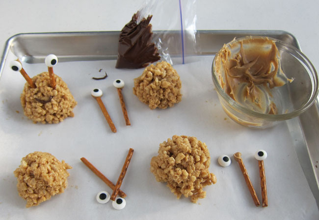 how to make cereal monsters