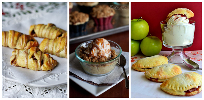 fresh apple recipes