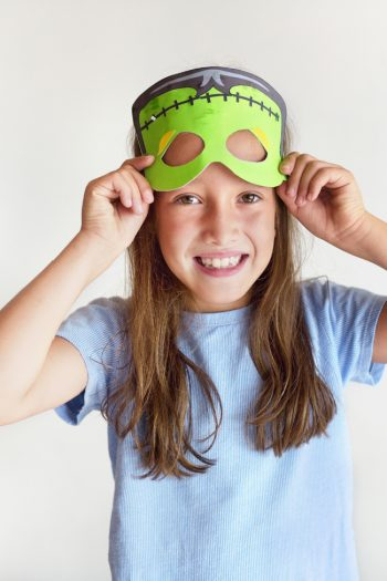 We Have 4 Free Amazingly Fun And Spooky Printable Halloween Masks
