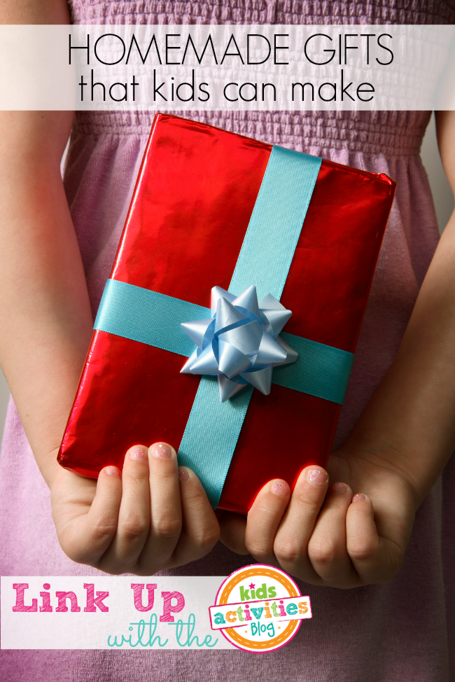 Homemade Gifts Kids Can Make - Share yours!