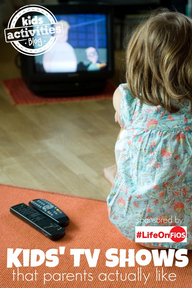 TV Shows for Kids Parents Actually Like - Kids Activities Blog