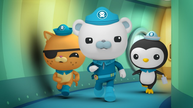 TV Shows for Kids - The Octonauts