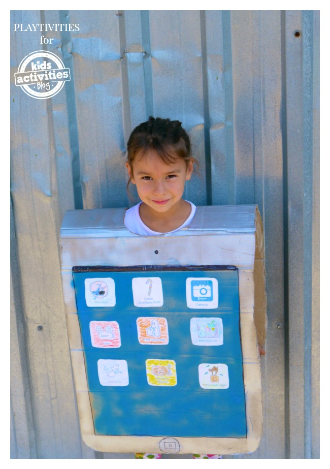 diy ipad halloween costume