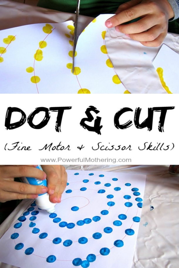 dot and cut