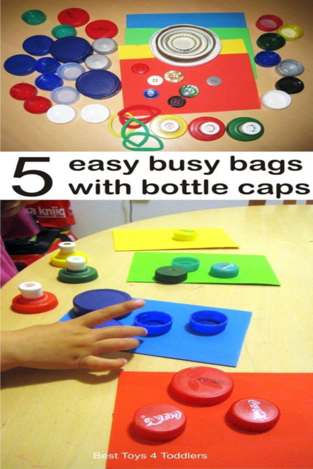 easy busy bags