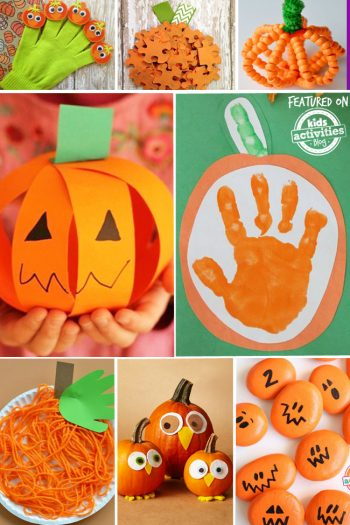 30 Fun and Easy Halloween Pumpkin Activities For Kids