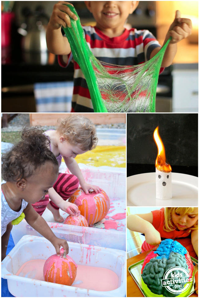 23 Awesome Halloween Science Experiments To Do At Home