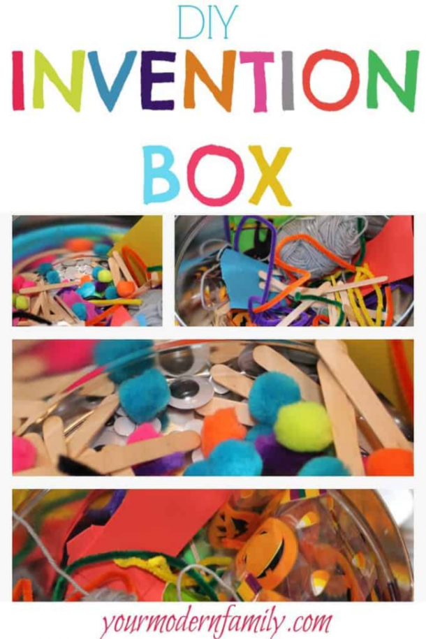 invention box