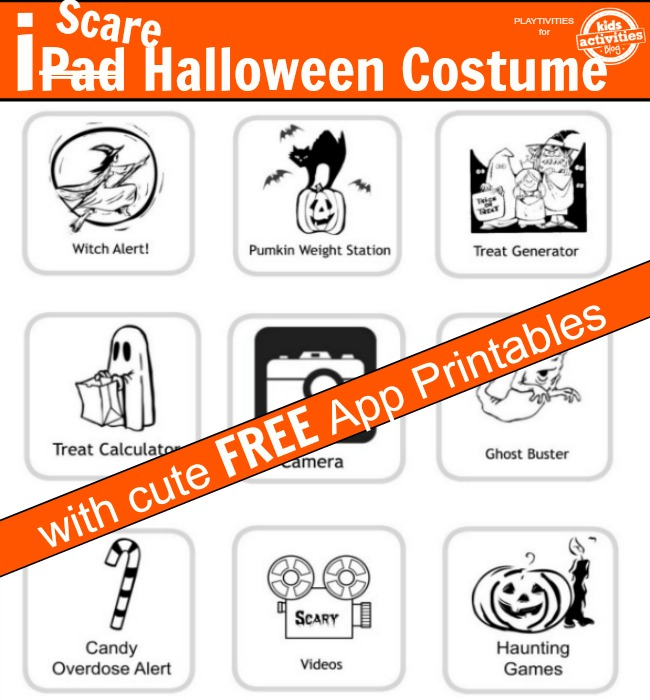 ipad costume apps