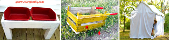 DIY Toys for Outdoors