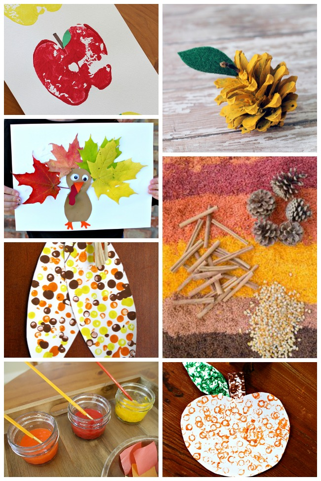 180+ {Gorgeous} Fall Crafts