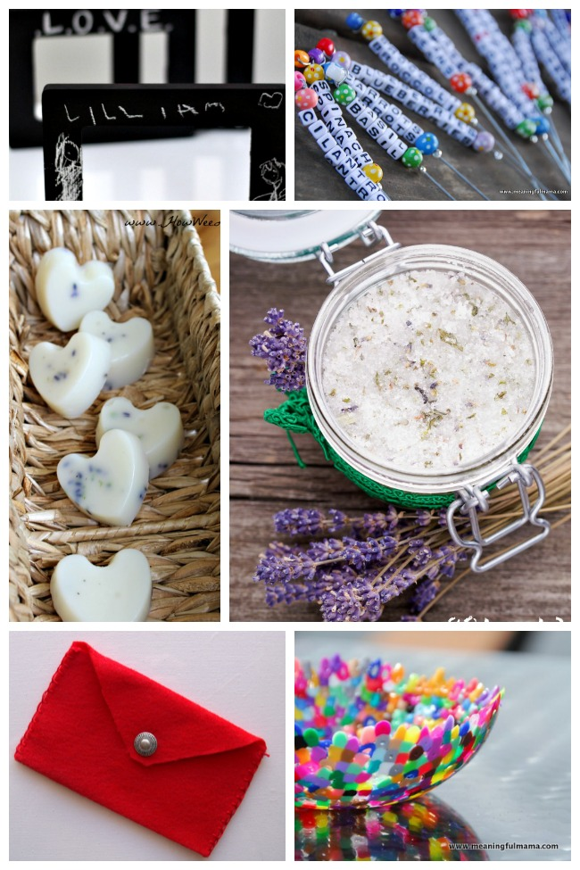 55+ Of The Best Homemade Gifts Kids Can Make!