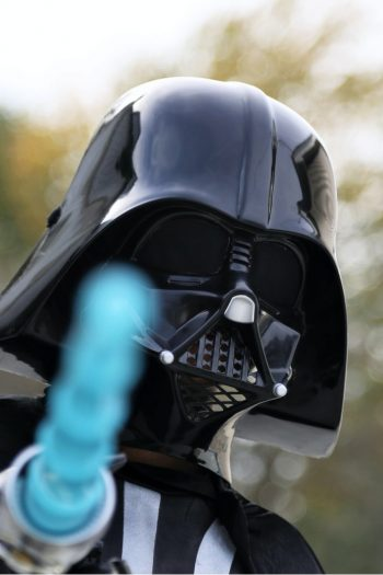 Vader breaks down video - Kids Activities Blog