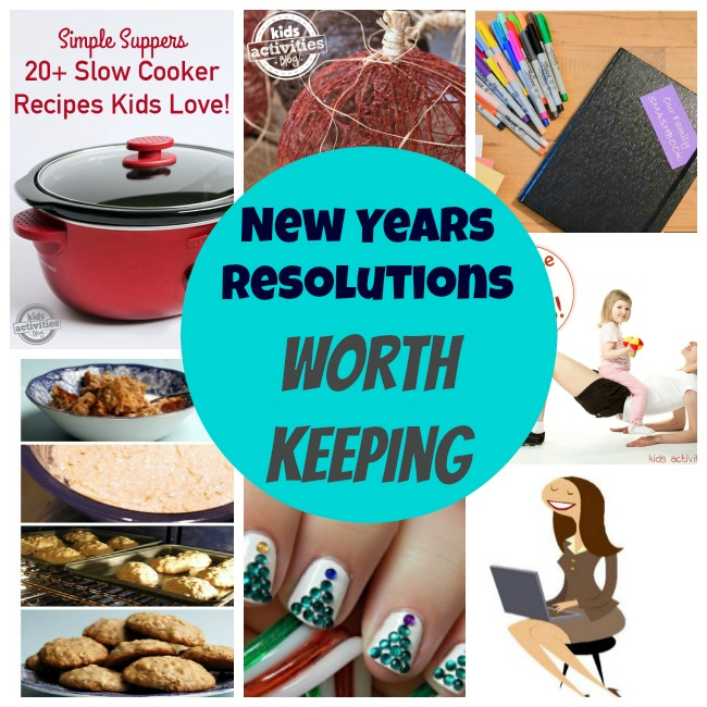 56 New Years Resolutions Worth Keeping