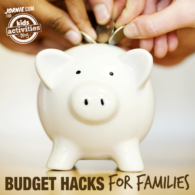 Budget Hacks for Families