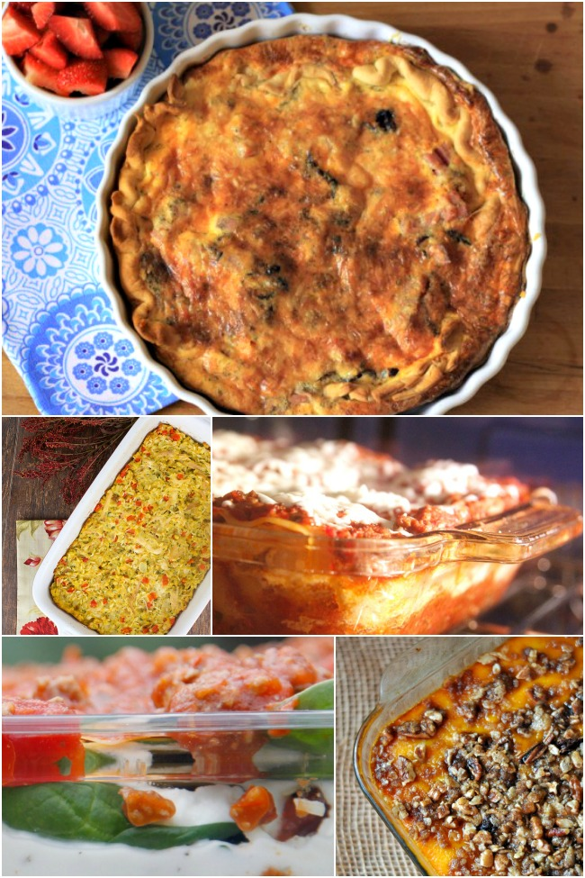 35+ Casseroles and Food to Share A Meal With Others