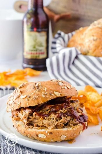 Best (and EASY!) Dr. Pepper Pulled Pork - Kids Activities Blog