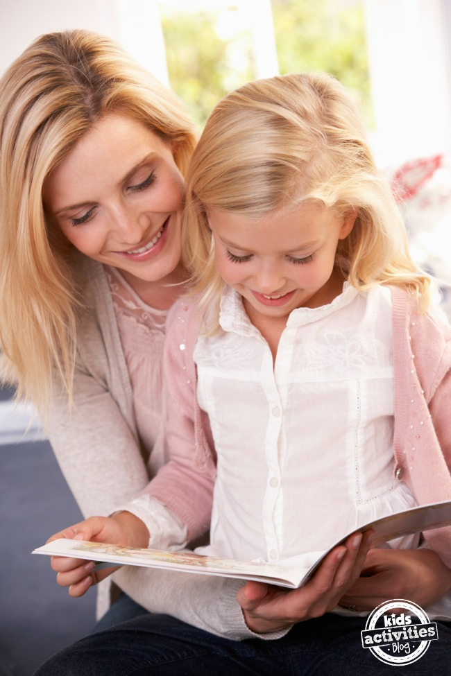 How long should you read with your kids every day?