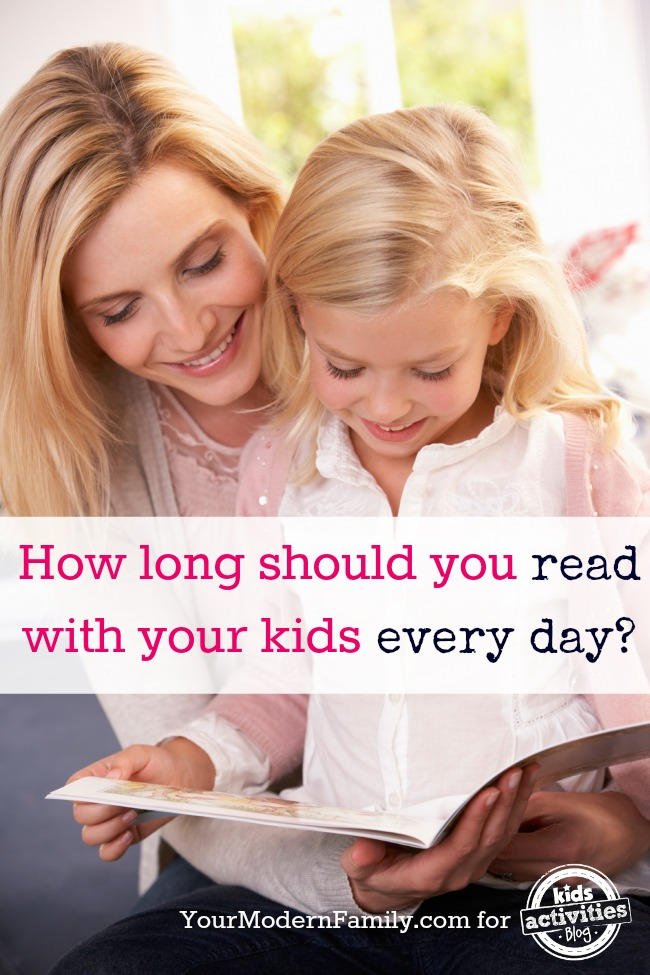 how long should you read every day