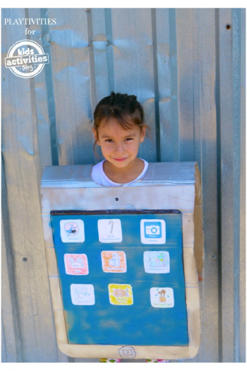 iPad Halloween Costume With Super Cute Printable Apps