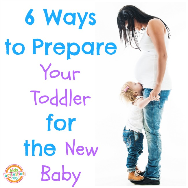 prepare your toddler