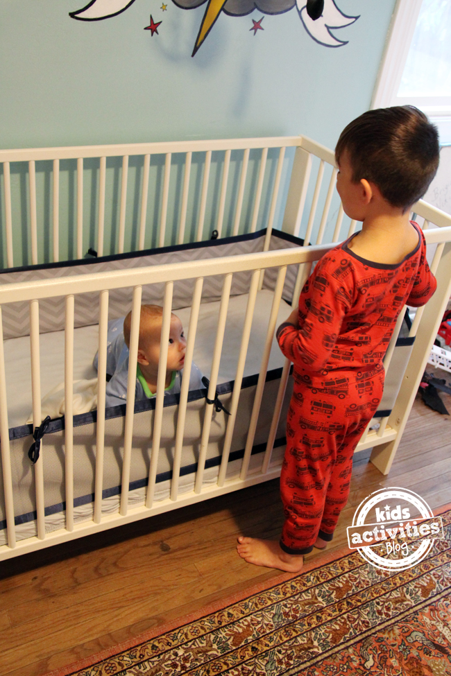 10 Room Sharing Tips for Baby and a Big Kid