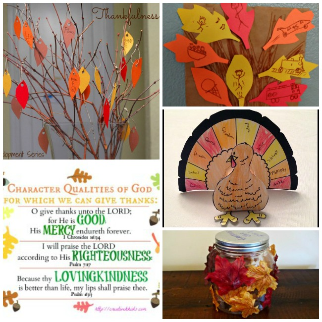 thankfulness activities for kids 1