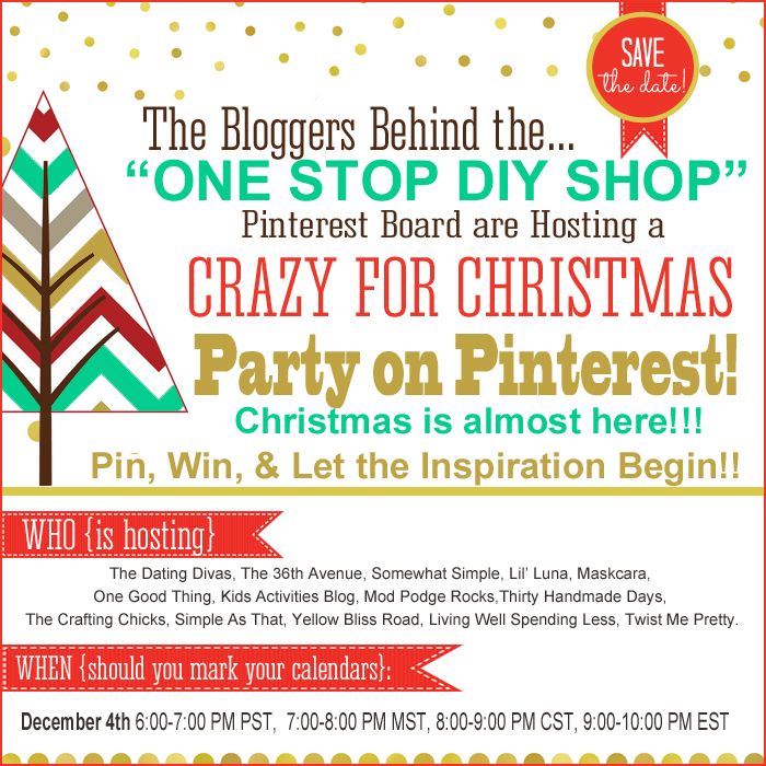 Crazy for Christmas Party on Pinterest