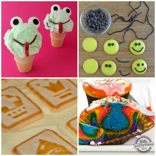 Super easy desserts from Kids Activities Blog