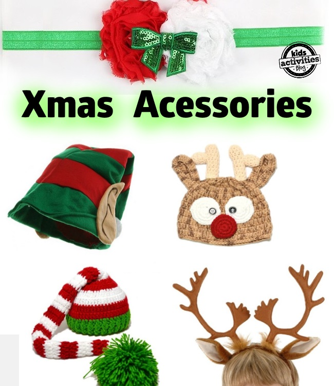 Xmas accessories for kids