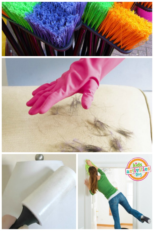 Time-Saving Cleaning Tips