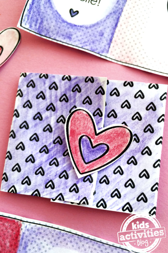 Printable Valentines Cards and Paper Stickers