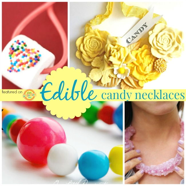 edible candy necklaces