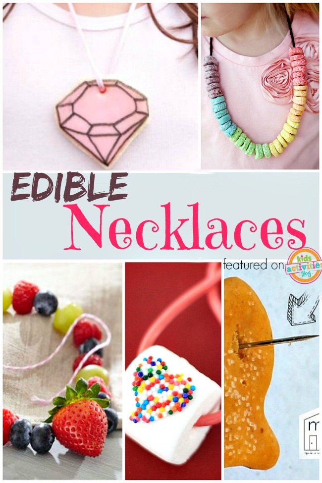 edible necklaces