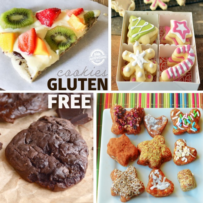 best gluten-free cookie recipes