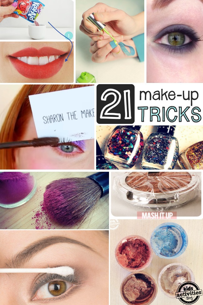 {Wicked Easy} Make-Up Tips