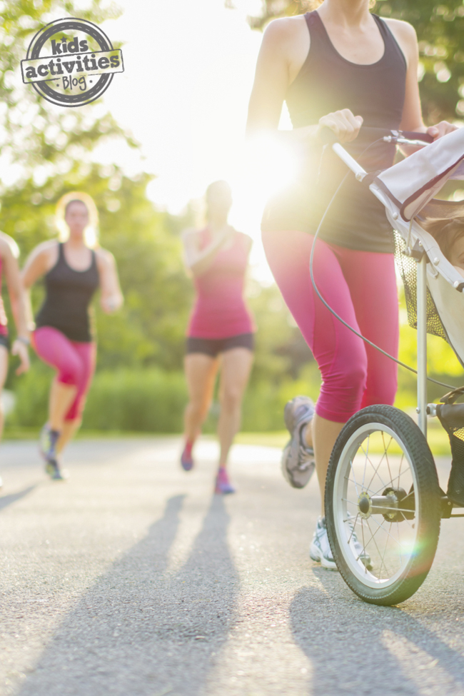 The Busy Mom's Guide to Getting Fit