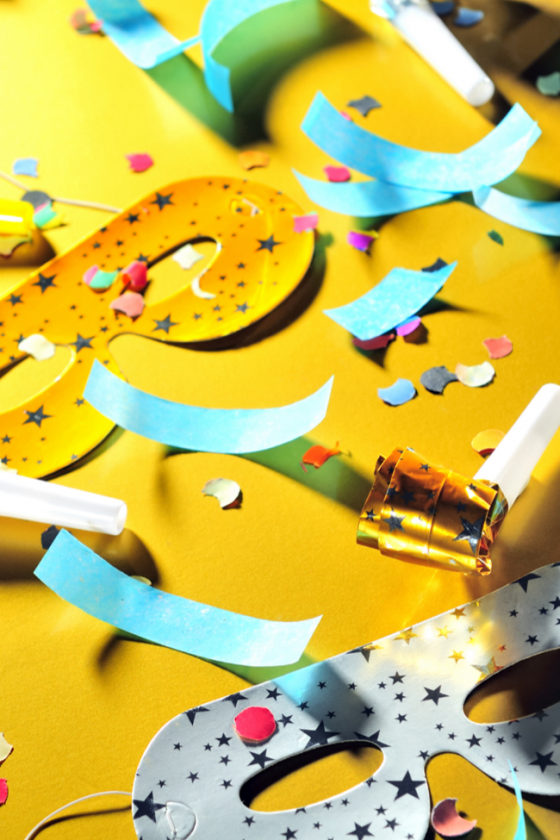 100+ New Year's Activities To Do With Your Kids from Home!
