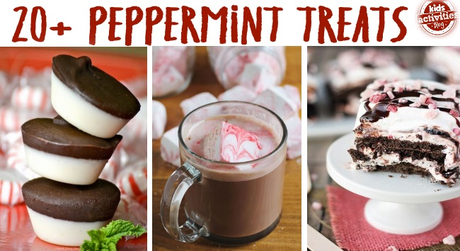 peppermint desserts that you will love