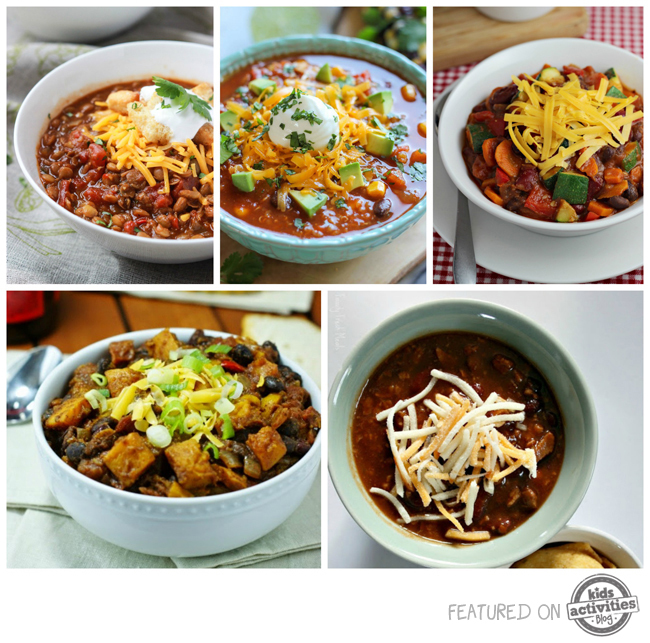 25 Chili Recipes to Keep You Warm