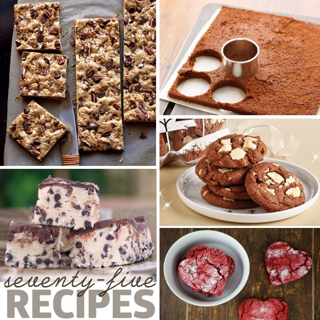 75 Cookie Recipes We Adore