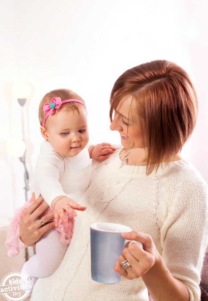 15 things no one tells you about being a mom